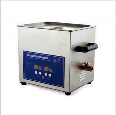 Gowe 7L acier inoxydable Nettoyeur à Ultrasons avec minuterie numérique et chauffage (Y Compris waesche Box)