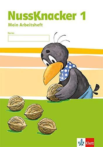 Nussknacker 1. Ausgabe Sachsen und Thüringen: Arbeitsheft Klasse 1 (Nussknacker. Ausgabe für Sachsen und Thüringen ab 2015)