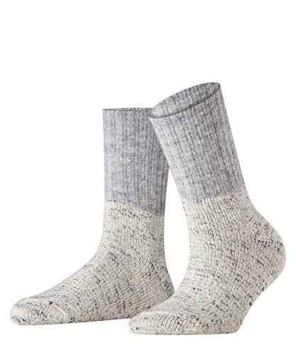 ESPRIT Damen Winter Boot Socken, weiss (offwhite 2040), 39-42