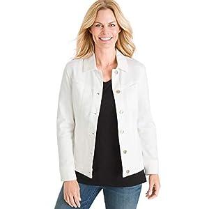 Women's Classic Stretch Denim Jacket