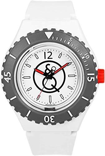 Q&Q - Quest & Quality Unisex-Armbanduhr 20Bar Series Analog Quarz Resin RP04J006Y