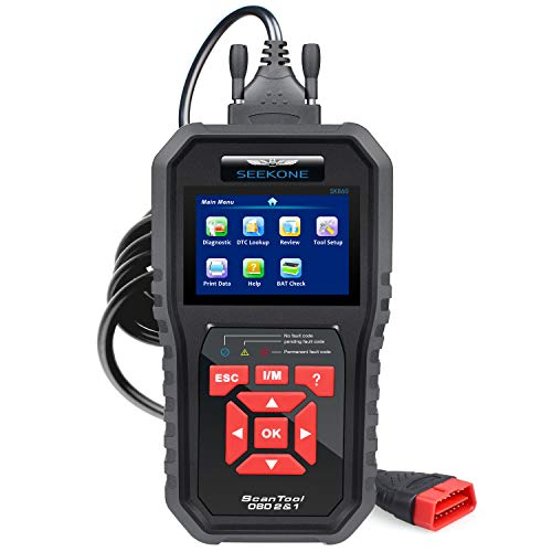 SEEKONE OBD2 Scanner Professional Car OBD II Scanner
