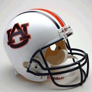 Auburn Tigers Riddell Full Size Deluxe Replica Football Helmet