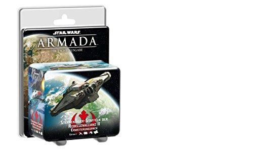 Fantasy Flight Games FFGD4317 Star Wars: Armada-Sternenjägerst. Rebellen 2