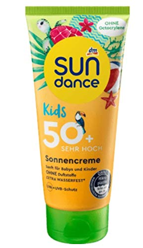 SUNDANCE Kids Sonnencreme LSF 50+, 100ml