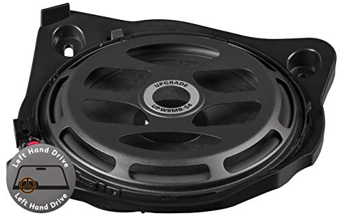 Helix/MATCH UP W8MB-S4 Single LHD Subwoofer Mercedes