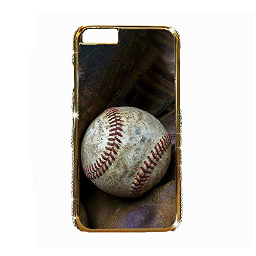 Printing Baseball 3 Timeproof Hard Plastic Phone Shell Compatible To iPhone 6 4.7 Inch Guy Choose Design 126-5