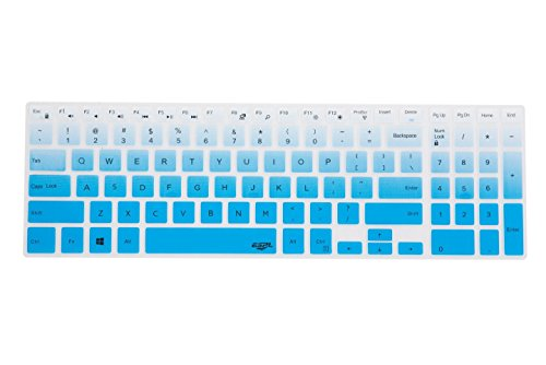 키보드 커버 호환 델 15 3000 5000 7000 시리즈 17 5000 시리즈 15.6 델 G5 15 5500 5505 델 게임 G3 15 3500 3590 시리즈 노트북-점진적 블루