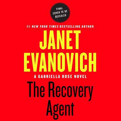 The Recovery Agent cover art
