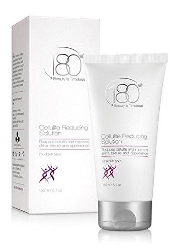 180 Cosmetics Cellulite Reducing Solution – Cellulite Cream Reduces Cellulite and Improves Skin's Texture , Orange Peel Cream, Use During or Post Diet, After Pregnancy or Weight Loss, 150 ml / 5.1 Oz. Cellulite Cream –