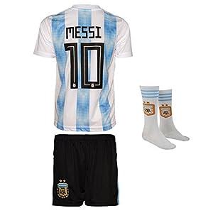 JTex Argentinien 2019-20 Messi - Camiseta de fútbol para ...