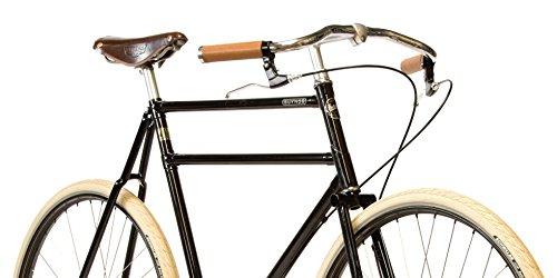 Pashley Guv'Nor - Herrenfahrrad im Stil der eleganten Gentlemen-Räder, bestechender Chic - 3-Gang-Nabenschaltung, Rahmen 24,5'', schwarz. elegant - sportlich - cool