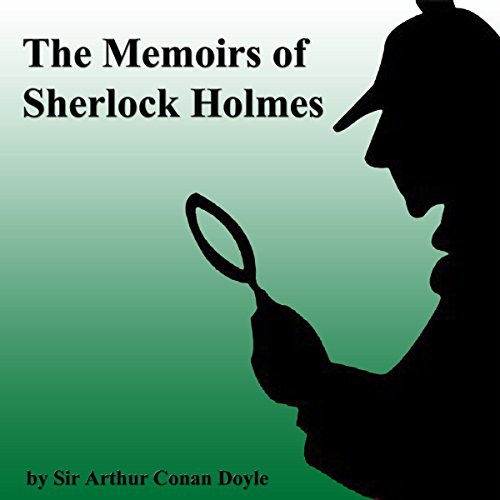 The Memoirs of Sherlock Holmes  cover art