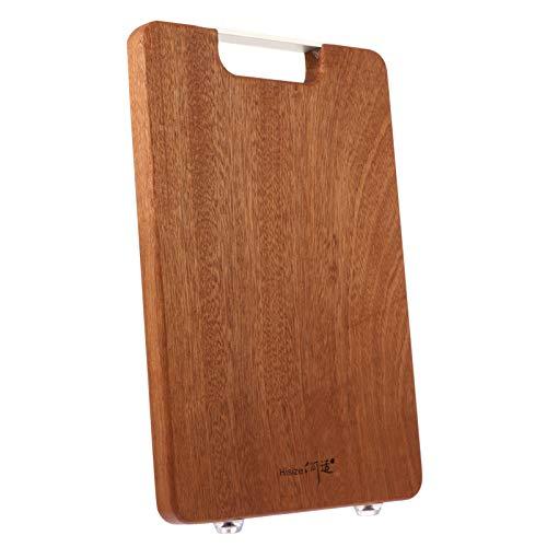 UPKOCH Drewniana deska do krojenia, deska do serwowania, klocek mielony, kuchnia, blok rzeźniczy, do mięsa, mięsa mielonego, warzyw