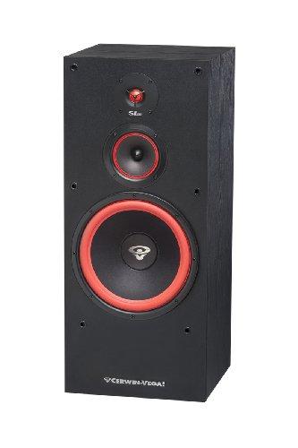 Cerwin-Vega SL-12 3-Way Floor Tower Speaker   Amazon