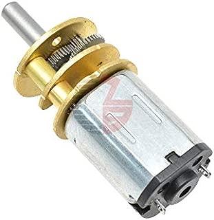 GA13 N20 DC Gear Motor 3V 100RPM Linear Electric Miniatura Motor for Home Appliance Fan Car Hobby Toy RC Car