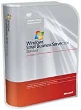 Microsoft Windows Small Business Server Standard 2008 - 5 User [Old Version]