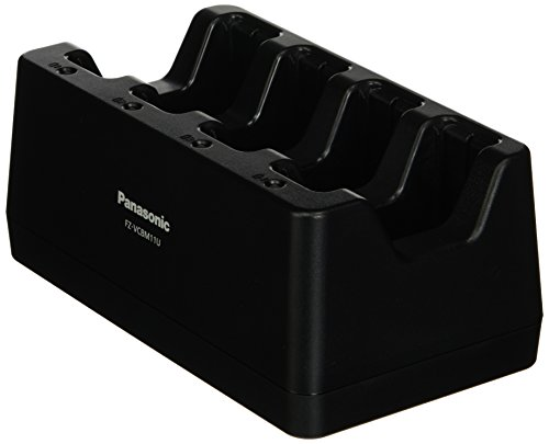 Panasonic 4 Bay Battery Charger for Fz-m1 No Ac Adaptor Included (cf-aa6373am)