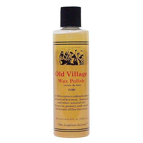 Old Village『ワックスポリッシュ (蜜蝋ワックス)』