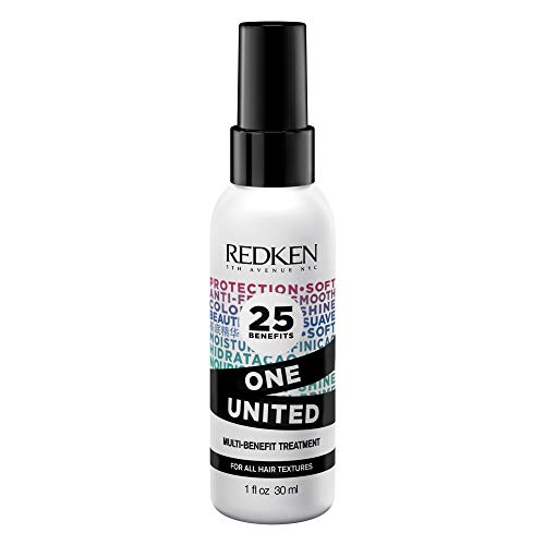 One United All-In-one Multi-Benefit Treatment Redken 1 oz Treatment For Unisex by Redken