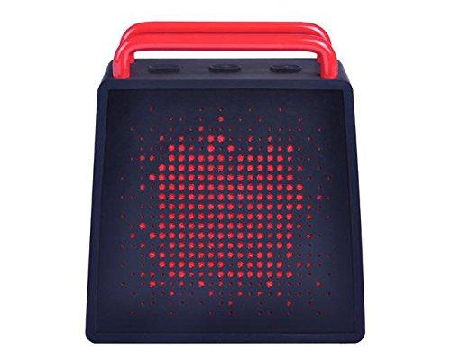 Antec SPzero - Altavoz portátil (Bluetooth. 3.5 mm, USB), negro