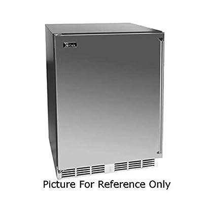 "Perlick HC24FS 23-7/8""W Undercounter Reach-In Freezer"