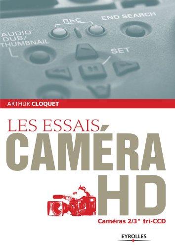 Les essais caméra HD: Caméras 2/3