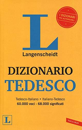 Langenscheidt. Tedesco. Tedesco-italiano, italiano-tedesco
