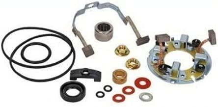 Starter Repair Rebuild Kit Fits Honda VT500C Shadow VT500FT Ascot XL600V Motorcycle 31200-MF5-008 31200-MF5-018
