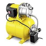 TROTEC Pompa per uso domestico TGP 1025 ES, 1.000 W/ 3.300 litri l'ora, IP44