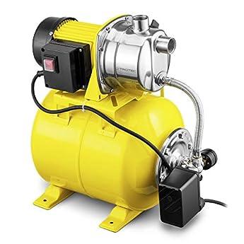 Foto di TROTEC Pompa per uso domestico TGP 1025 ES, 1.000 W/ 3.300 litri l'ora, IP44