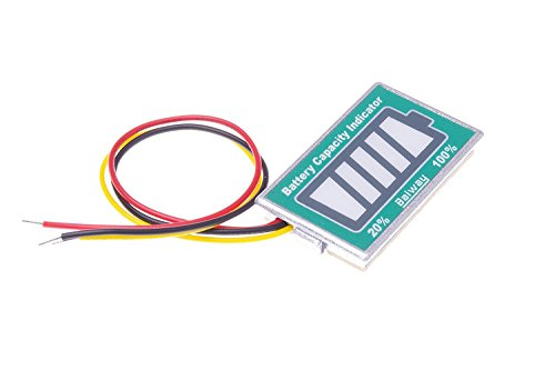 Amazing Deal SMAKN 48V Lead-acid Battery Capacity Display Module Battery tester