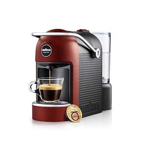 Lavazza A Modo Mio Jolie Plus Red Macchina per caffè in Capsule, 1250 W, 0.6 Litri, ABS, Rosso