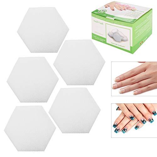 Esponja eliminación Gel para uñas