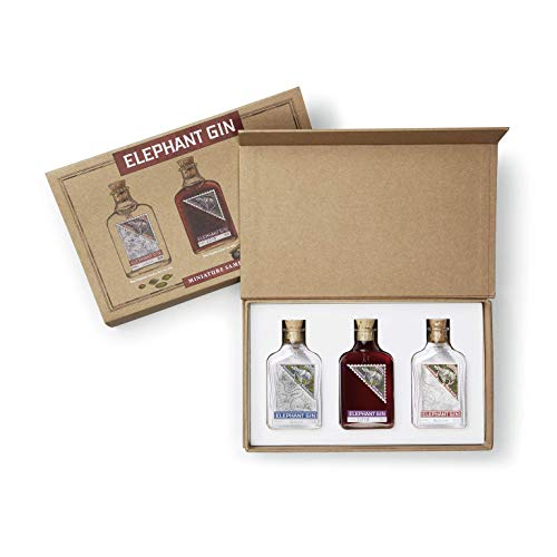 Elephant Gin -  Gin Set (3 x 50 ml)