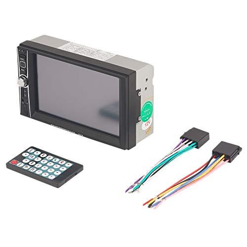 CHENGGUOFENG Coche 6,6 Unidad Principal del vehículo DVD Pulgadas TFT HD Stereo Reproductor de MP3 de la Radio del Tacto FM