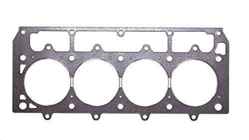 Cylinder Head Gasket, Vulcan Cut Ring, 4.150 in Bore, 0.059 in Compression Thickness, Passenger Side, Composite, GM LS-Series, Each -  SCE GASKETS, CR191559R