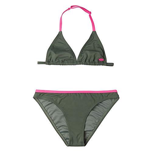 O'NEILL Essential Triangle Bikini Set, Pad Lilla, 152 Bambina