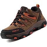 Zapatillas de Trekking para Hombres Zapatillas de Senderismo Botas de Montaña...
