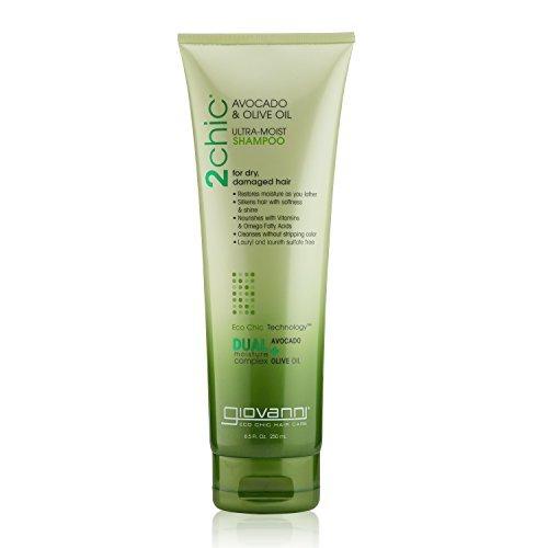 Giovanni 2chic Avocado & Olive Oil Ultra-moist Shampoo, 8.5 Fluid Ounce by Giovanni