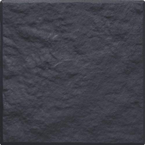 Multy Industries Multy Home MT5100000 4-Pack Stomp Stone, 12 by 12-Inch, Slate
