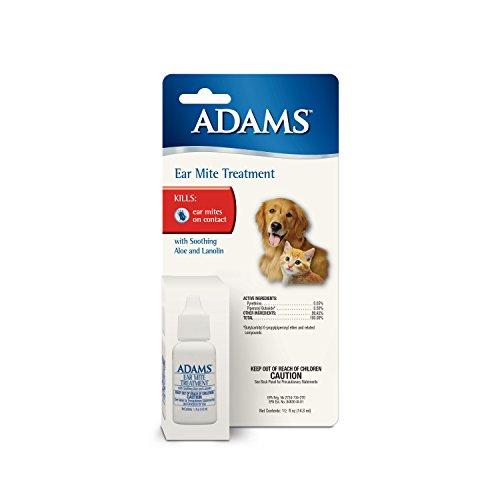 Adams Ear Mite Treatment