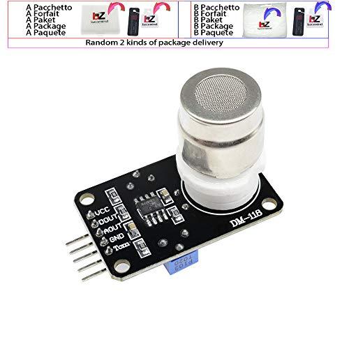 MG811 CO-2-Sensormodul-Detektor mit Analogsignalausgang 0-2V