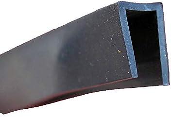 Eutras Kantenschutz 2065 3/m per bordi tra 0,4/e 1,5/mm barra di protezione per bordi KSO4004 Argento