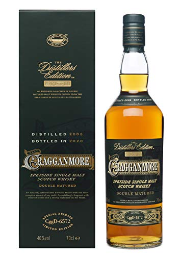 Cragganmore Distillers Edition 2020 Single Malt Whisky (1 x 0.7 l)