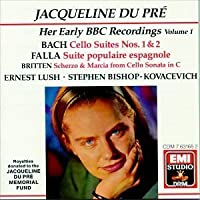 Jacqueline du Prテゥ - Her Early BBC Recordings, Volume 1 by Jacqueline du Prテゥ
