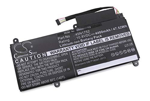 vhbw Li-ION Batterie 4400mAh pour Ordinateur Portable Laptop Notebook Lenovo ThinkPad E450, E450 20DC003WUS, E450 20DC004CUS, E450C, E455, E460, E460C