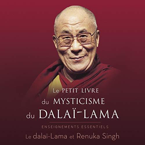 Couverture de Le petit livre du mysticisme du dalaï-lama