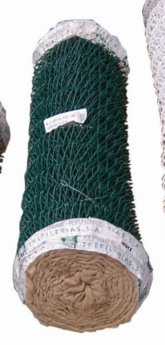 MOREDA 390592 Enrejado/Malla Simple Torsion Verde 17 x 50 mm-150 cm-25 m