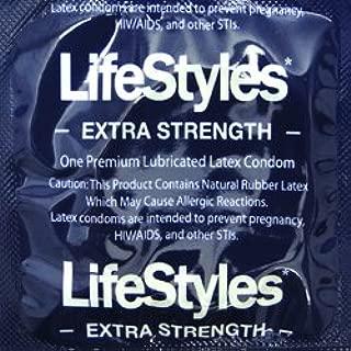 LifeStyles Extra Strength Condoms- 100pk